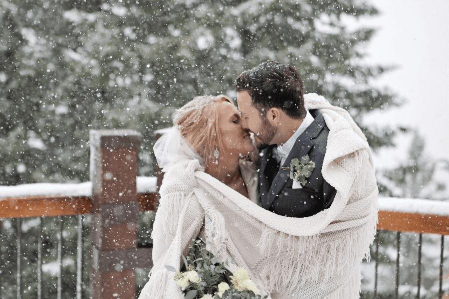 nunta iarna