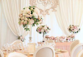 Cum poti alege culorile pentru decorul nuntii