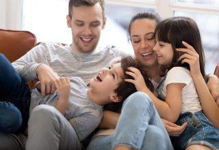 Sfaturi de iubire pentru copii fericiti