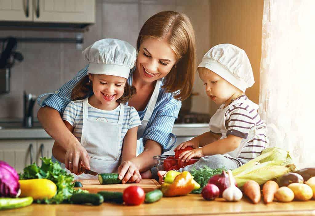 Nevoile nutritionale ale copilului de 18-36 luni
